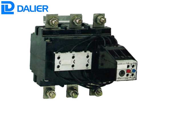 JRS2-400/F-360/F series DC thermal relay