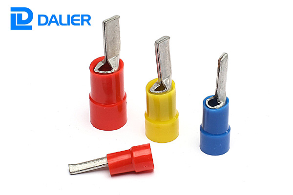 Special Pin Vinyl-Insulated Terminal