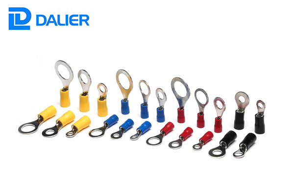 Insulated wire terminal supplier_Ring terminal
