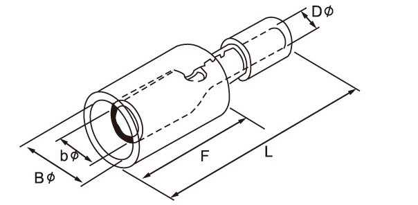 receptacle disconnector supplier_receptacle disconnector FRD Drawing